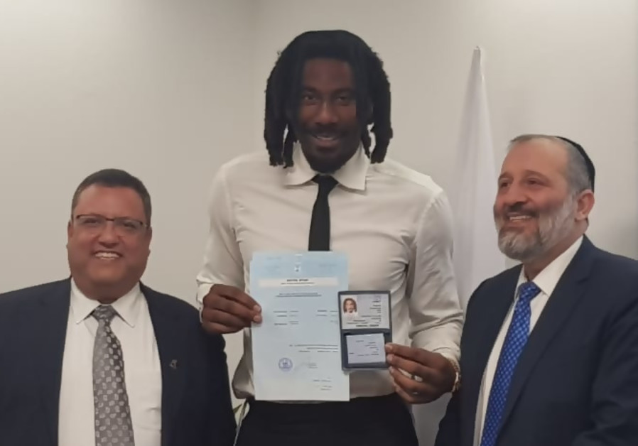 NBA star turned Israeli basketball player granted citizenship