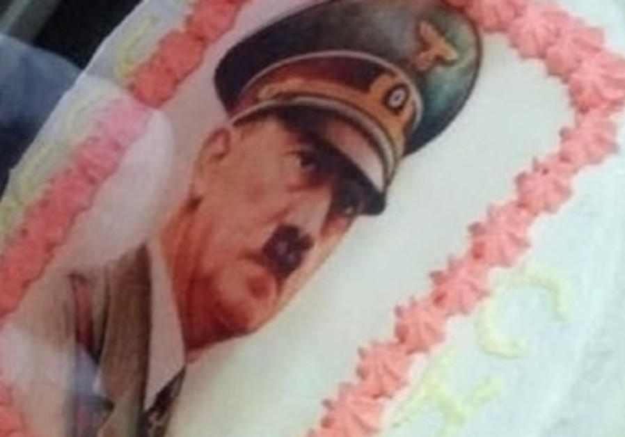 Hitler cake at the center of Italian teen scandal