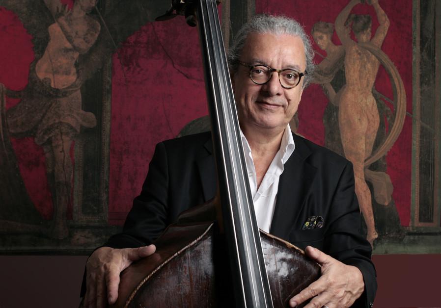 ITALIAN JAZZ double-bassist, bandleader, composer and arranger Riccardo Del Fra. (Christian Ducasse)