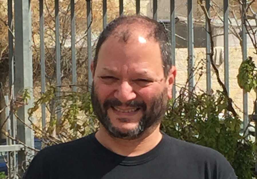 Jewish Hadash party candidate Ofer Kassif