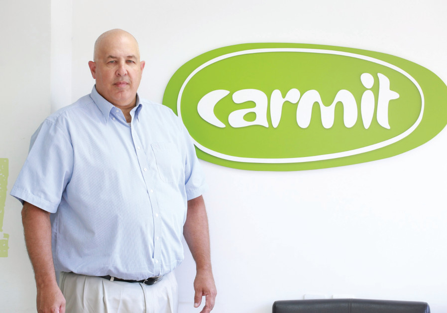 Carmit acquires control of health food firm Rafael's