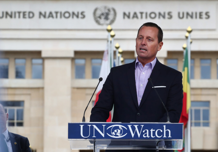 Richard Grenell, U.S. Ambassador to Germany