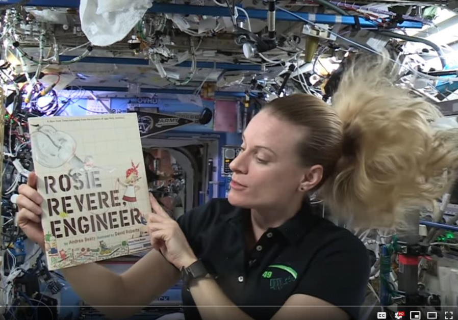 Tales from Space – Now your children can enjoy stories from zero gravity