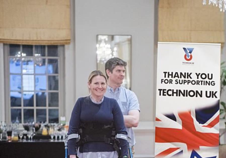 Technion UK celebrates women with disabilities advocate Claire Lomas
