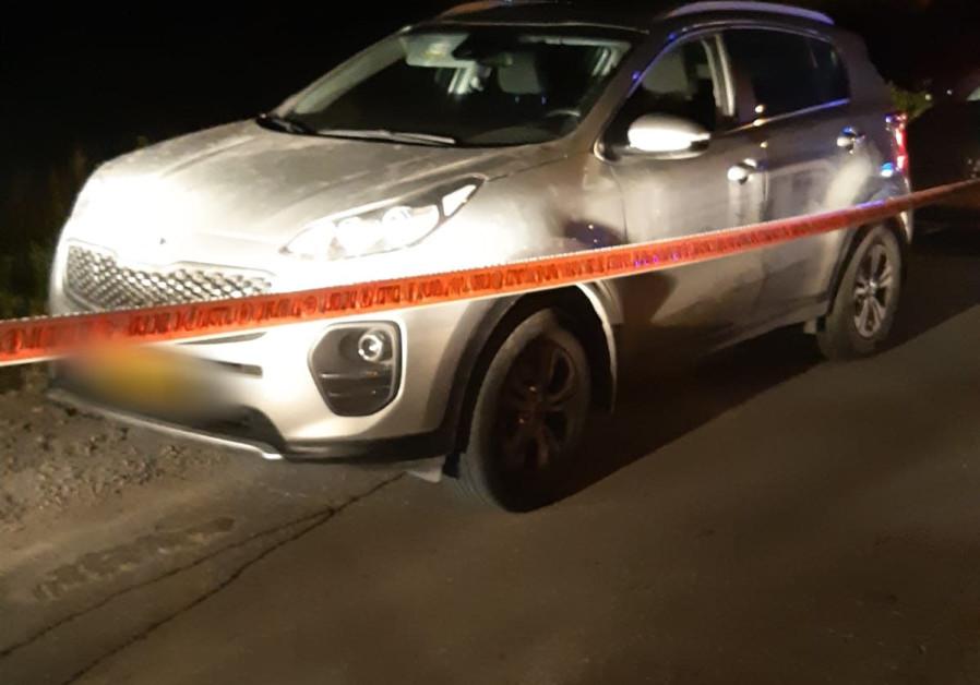 Car ramming attack injures Border Policeman near Jerusalem