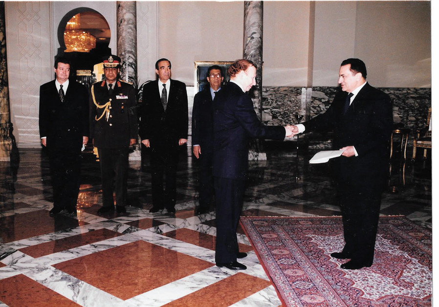 Peace with Egypt is entering its fifth decade