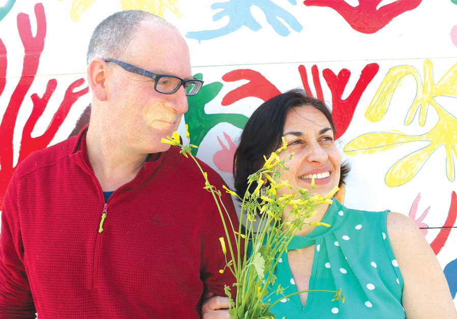 NO ACCOUNTING for taste: Prof. Masha Niv and chef Avner Niv.(Courtesy)