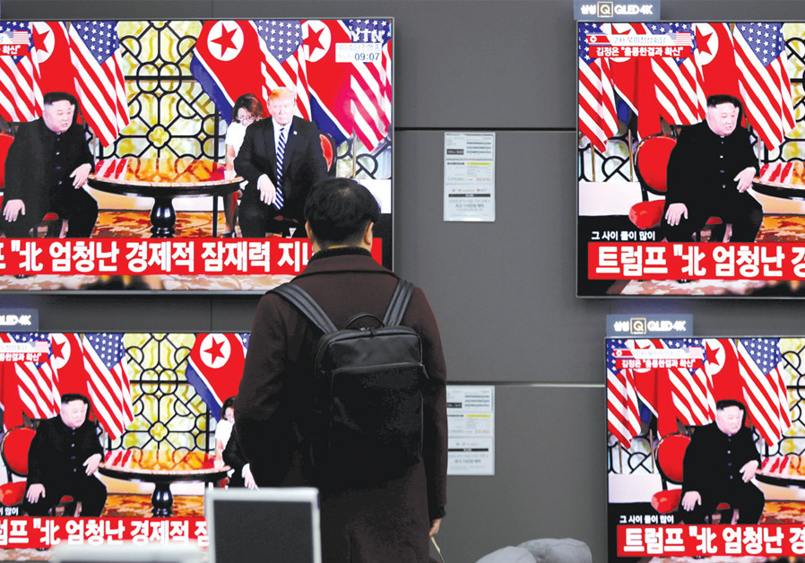 Voices From The Arab Press: AMERICA, NORTH KOREA AND IRAN