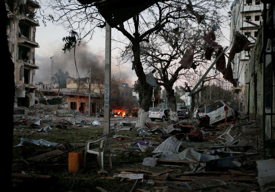 Amnesty Int'l says U.S. strikes in Somalia kill large numbers of civilians