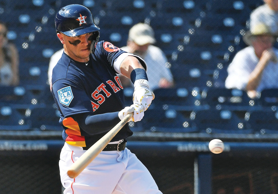 THE HOUSTON ASTROS and star Jewish third baseman Alex Bregman agreed on a six-year, $100-million con