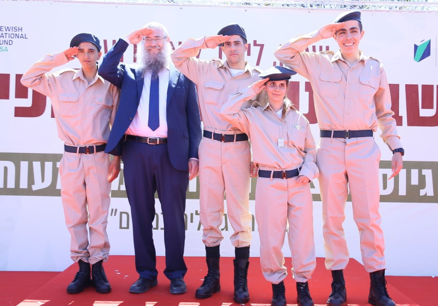 Disabled soldiers contribute to IDF in special unit