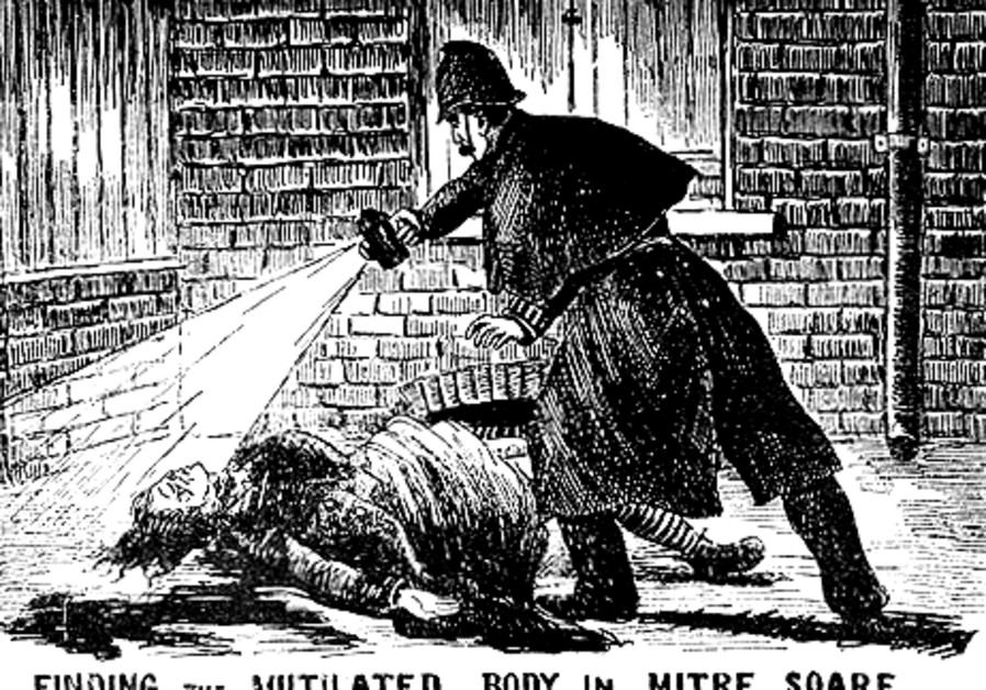 Illustrated Police News - Jack the Ripper