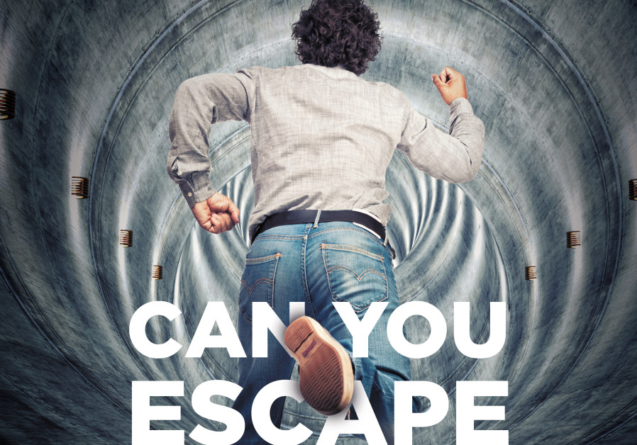 Can you get out of the Escape Room? / Courtesy