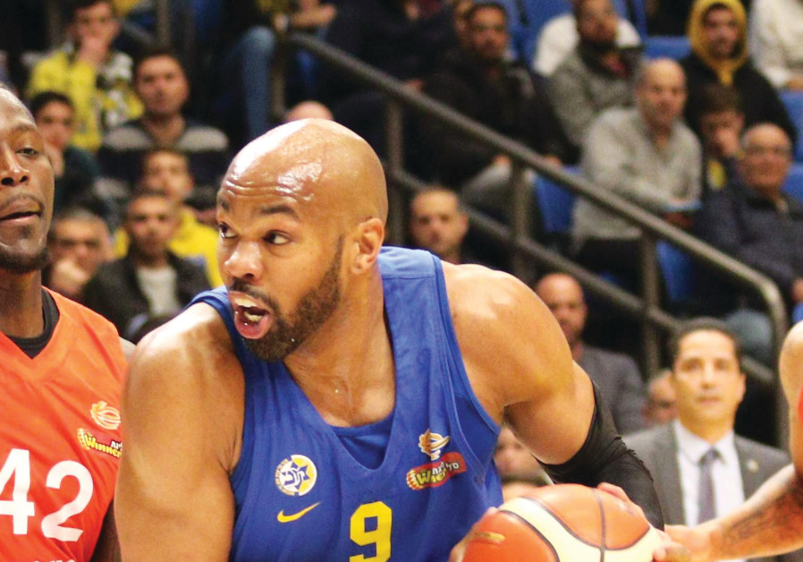 ALEX TYUS led Maccabi Tel Aviv with 21 points in the yellow-and-blue's 86-74 home victory