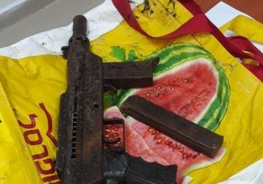 Police uncovers an illegal weapon concealed in Arab-Israeli kindergarten