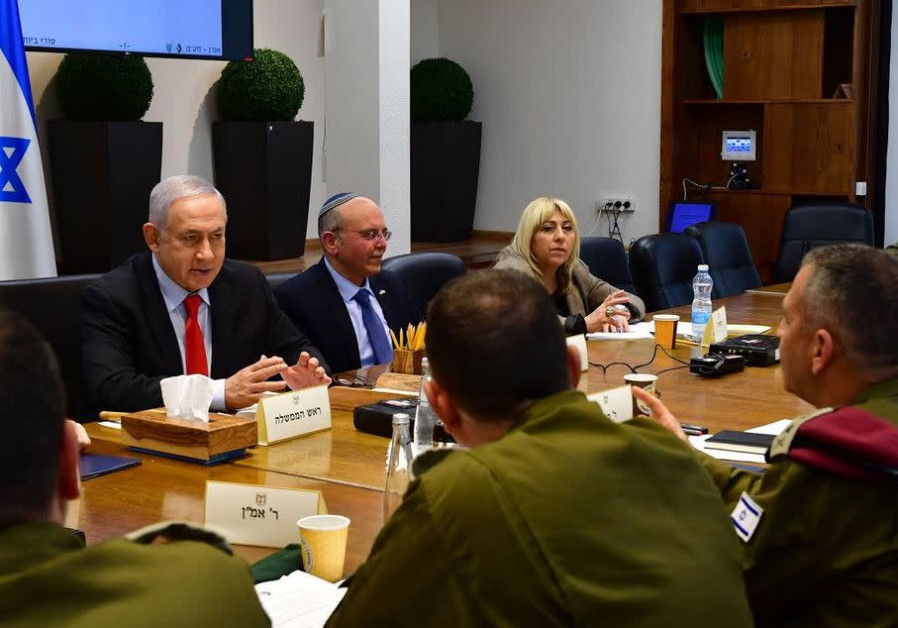 IDF deploys additional troops to Gaza border following cabinet meeting