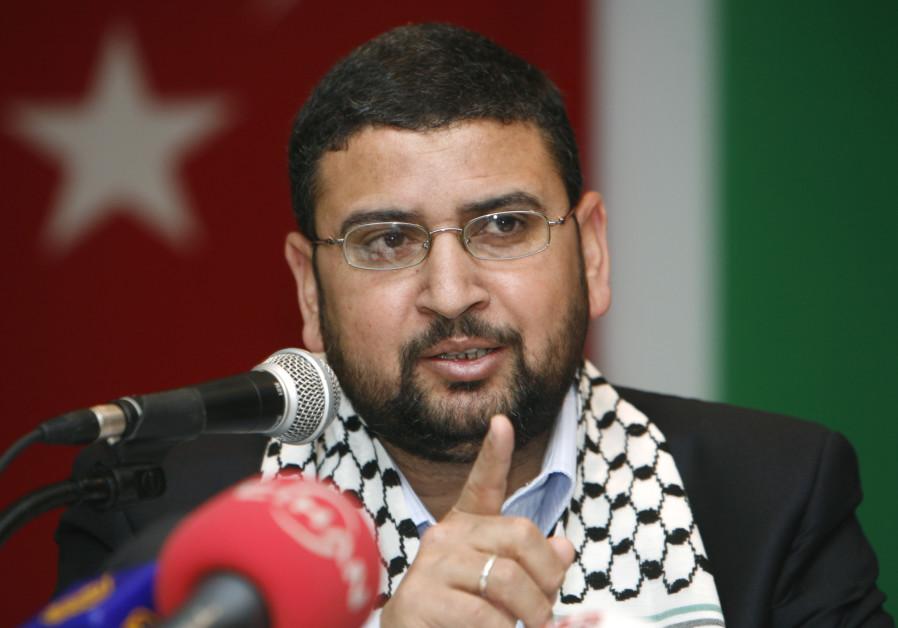 Hamas: PA helped Israel attack Gaza