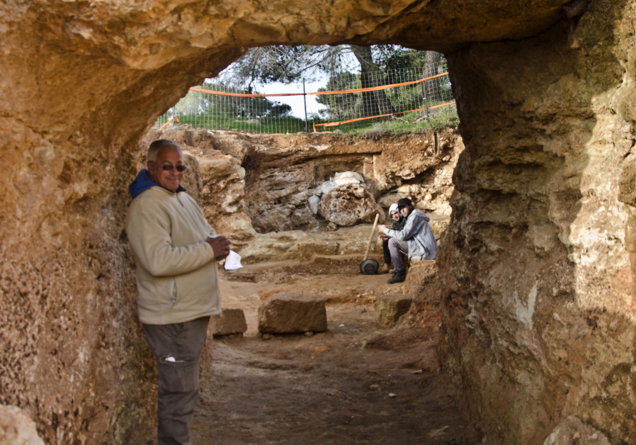 Impressive Jewish artifacts found in Arab neighborhood of Jerusalem