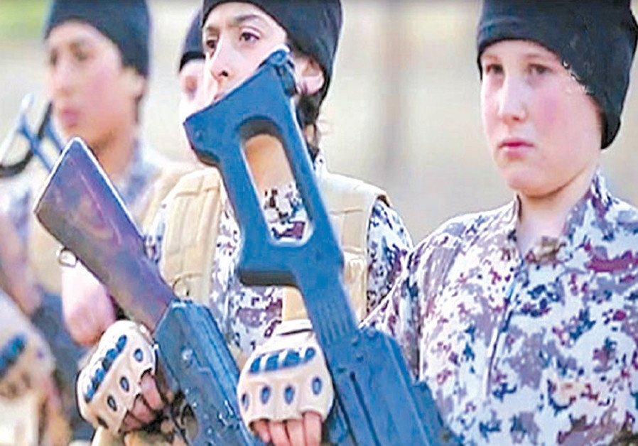 The repatriation of ISIS children