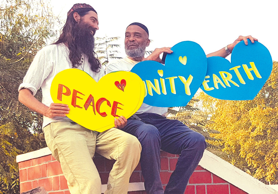 Rabbi and imam teach at Gandhi Ashram in coexistence first