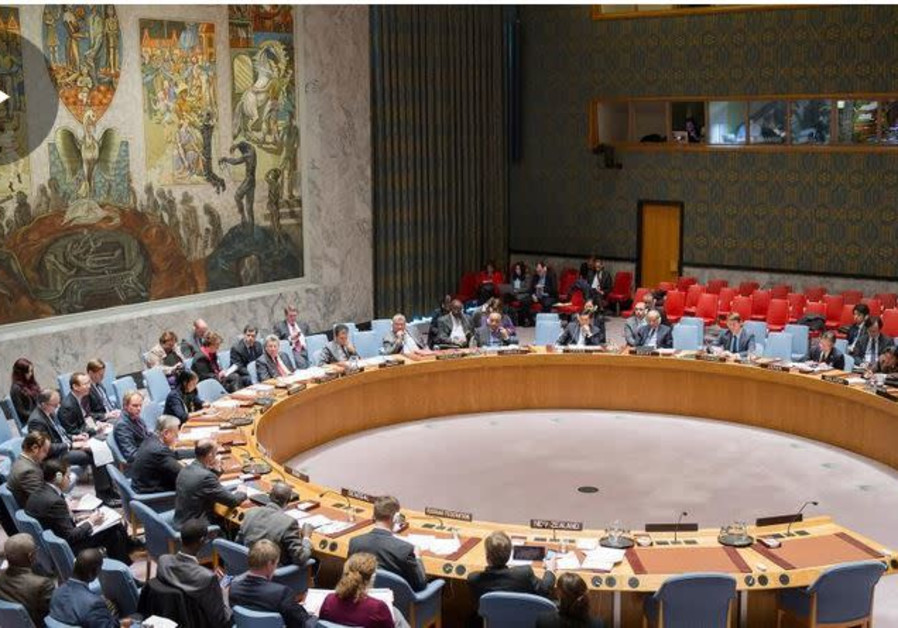 UN Security Council meets to discuss Israel's control of the Golan Heights