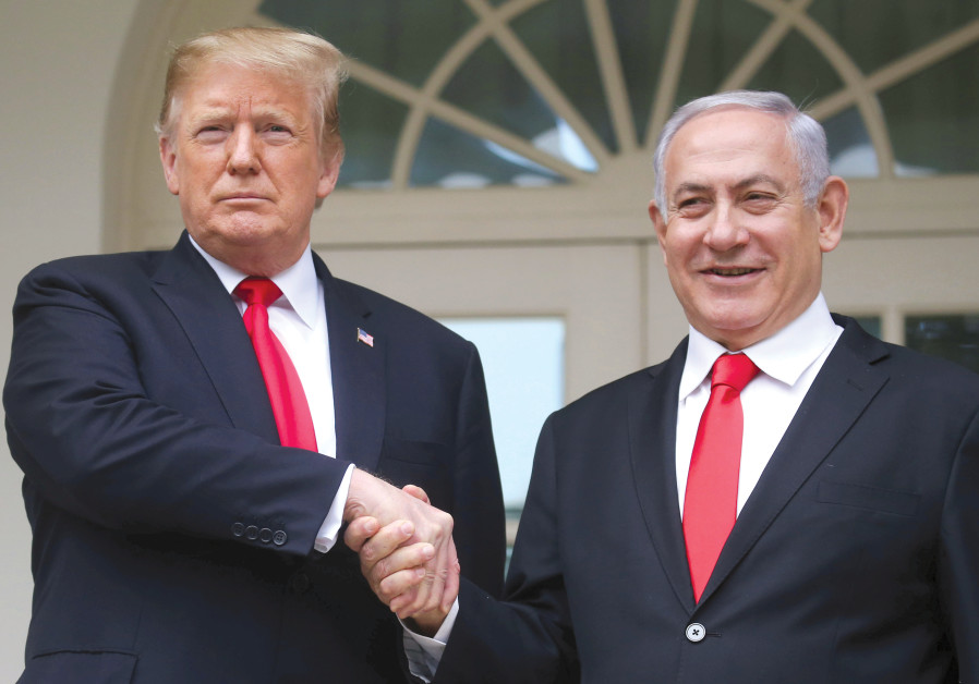 Netanyahu on U.S. President Trump: that's the way to deal with Iran