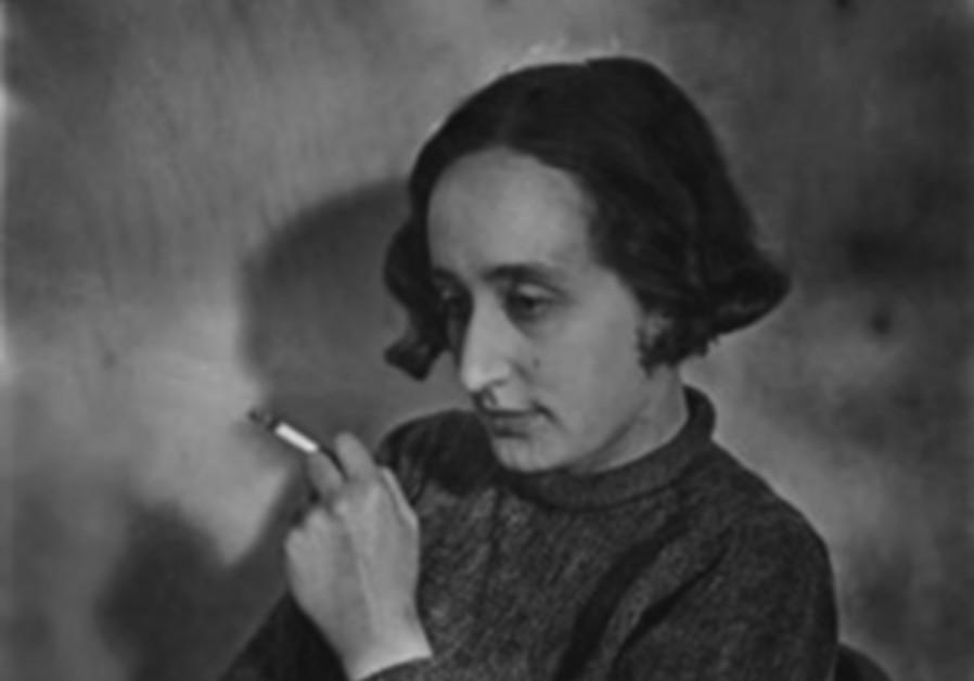 A 1936 PORTRAIT of Edith Tudor-Hart.
