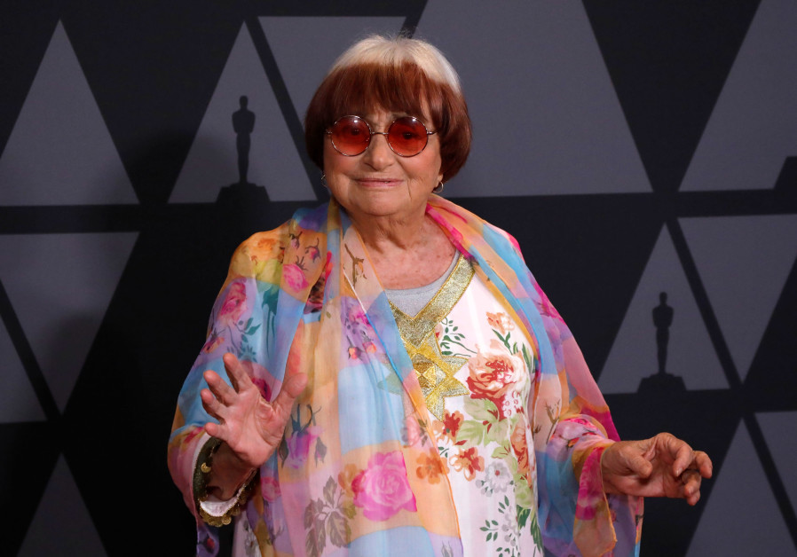 Director Agnes Varda at the 9th Governors Awards in Los Angeles, 11/11/2017.