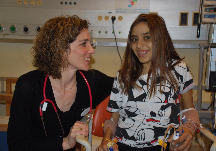 Rare double-organ transplant conducted at Israeli children's hospital