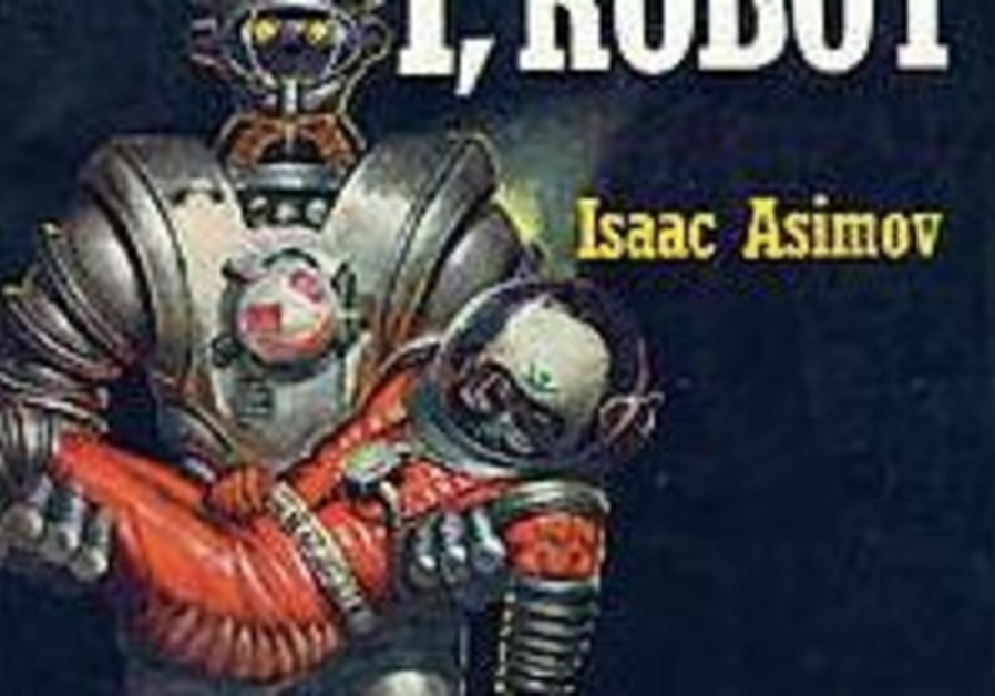 Asimov inspired bot-joke pokes fun of Netanyahu's bots