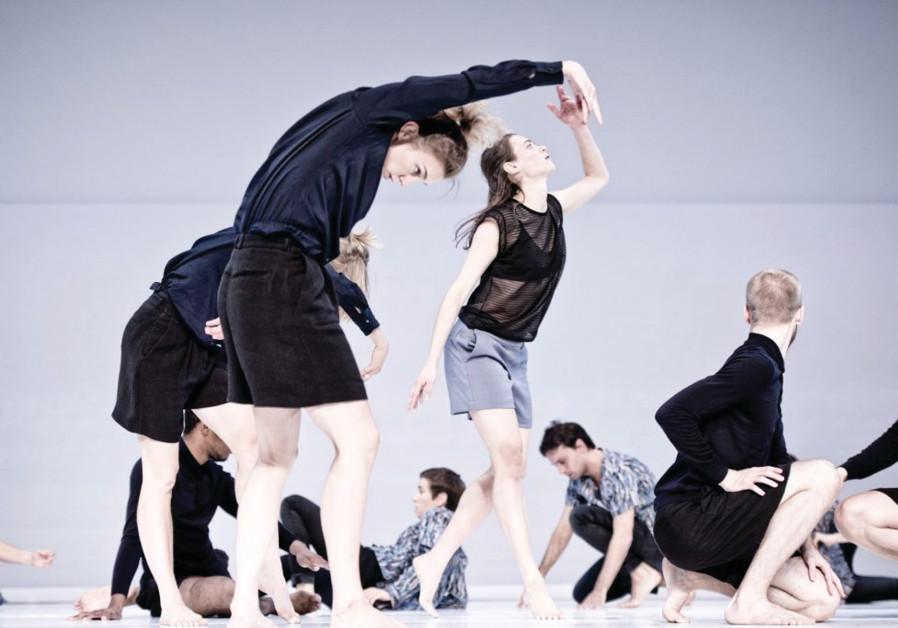 SWEDEN'S CULLBERG Dance Company will perform 'Figure a Sea' by Deborah Hay