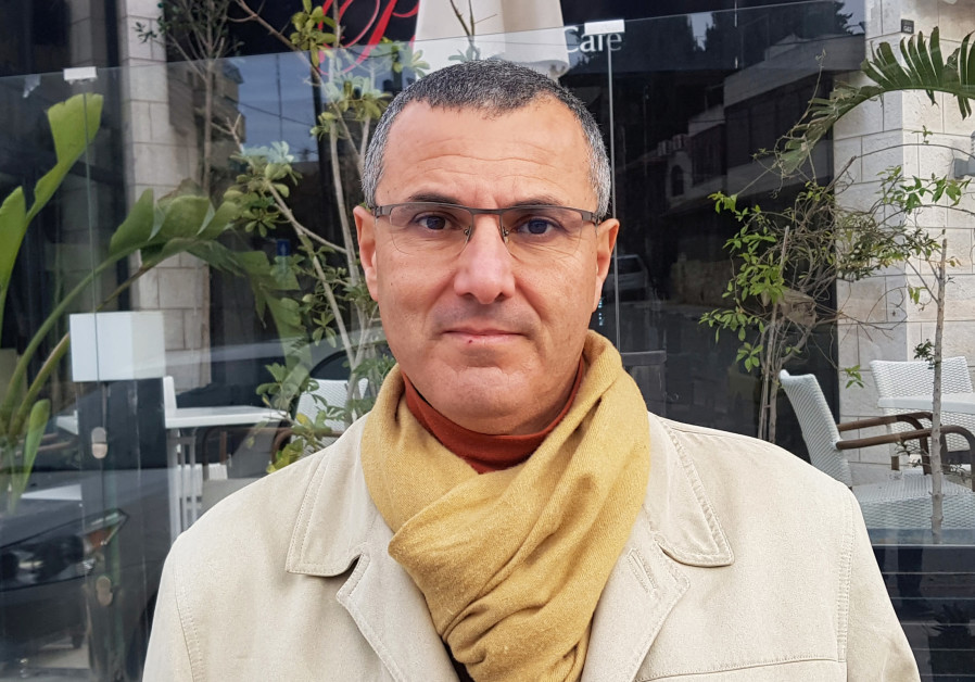 Omar Barghouti, co-founder of the BDS Movement for Palestinians