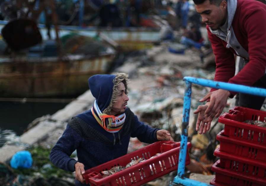 Gone Fishing, Gaza fishermen make the most of new Israeli regulations