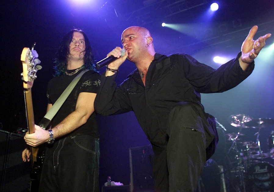 Disturbed, David Draiman