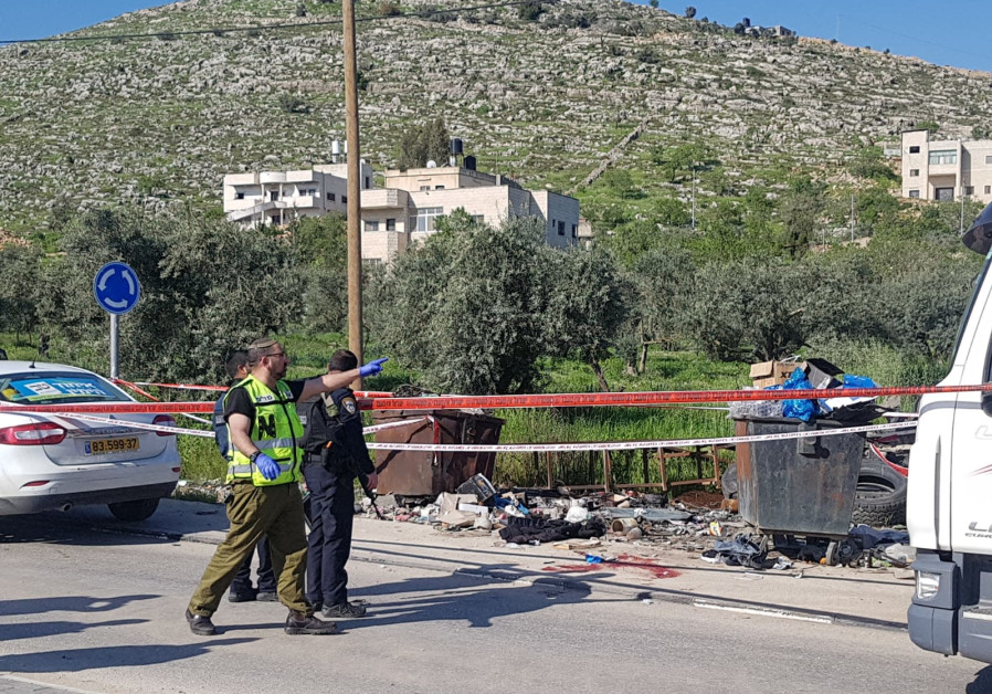 Palestinian man throws firebomb at West Bank military court