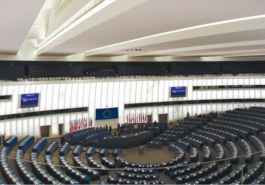 European Parliament (Wikimedia Commons)