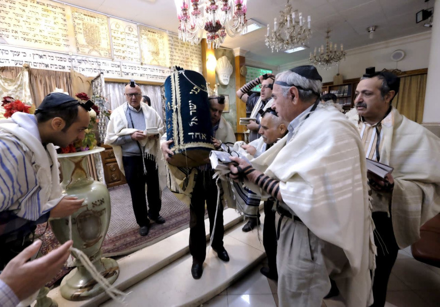 Iranian photojournalist documents Iranian Jews in Iran and Israel