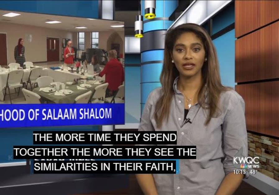Report on Sisterhood of Salaam Shalom
