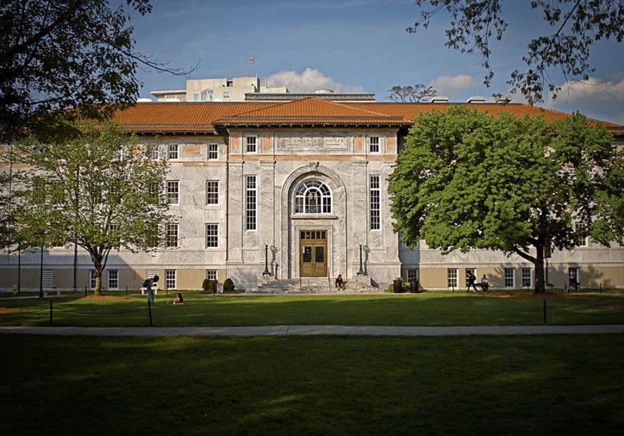 Candler Library, Emory University