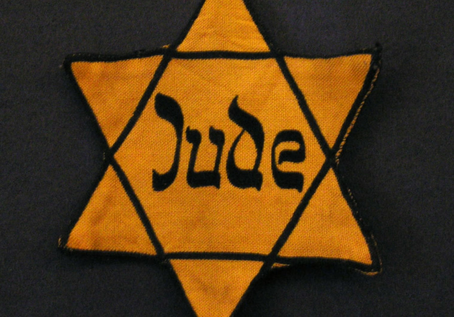 Anti-vaxxers use Nazi yellow Star of David patch for their cause - Diaspora - Jerusalem Post