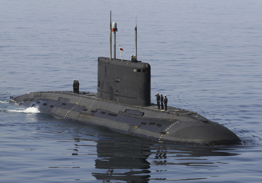 Iranian submarine blast kills at least three at Iran military shipyard