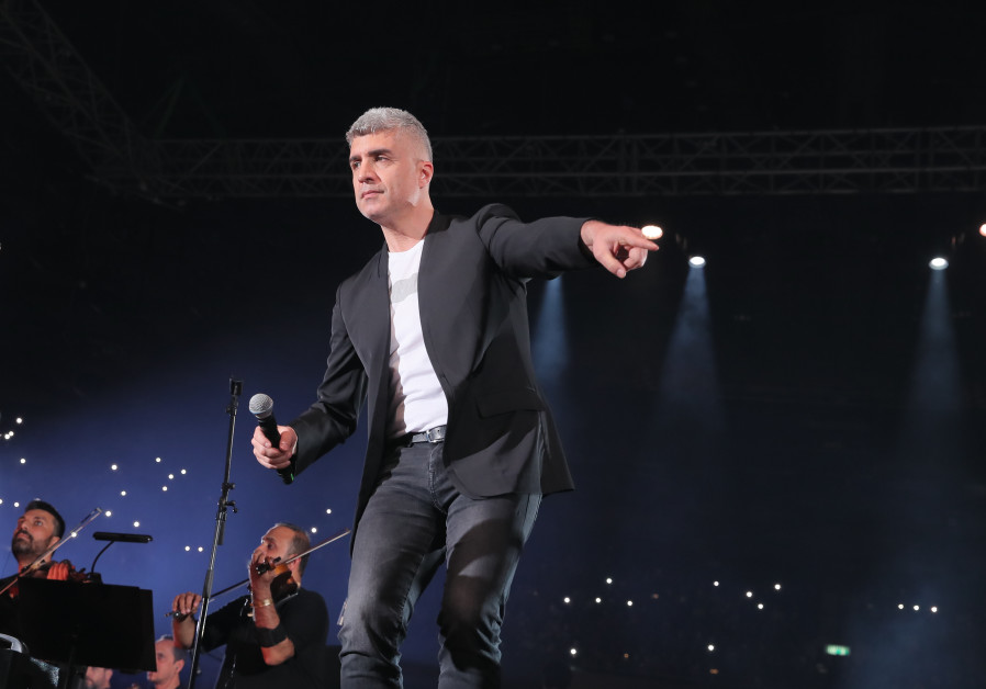The Bride of Istanbul's Ozcan Deniz performs in Tel Aviv on April 6th, 2019