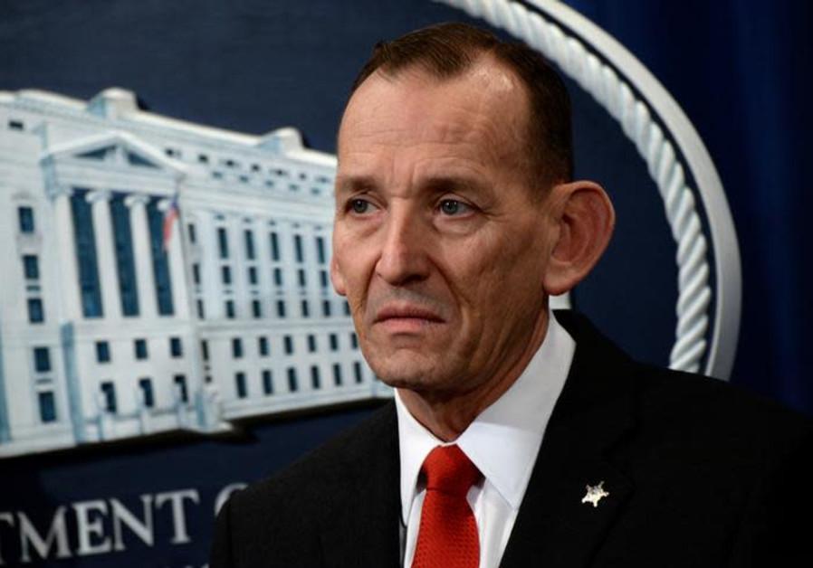 Former U.S. Secret Service Director Randolph Alles