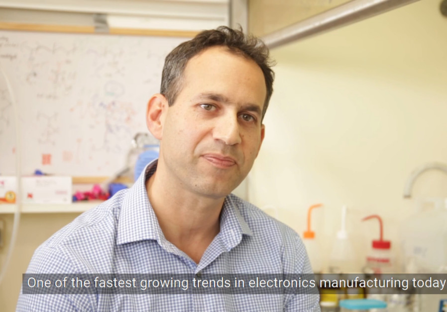 Spotlight on Israeli startups - PrintCB - printed electronics