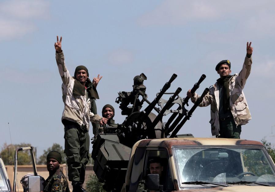 Libya Libyan