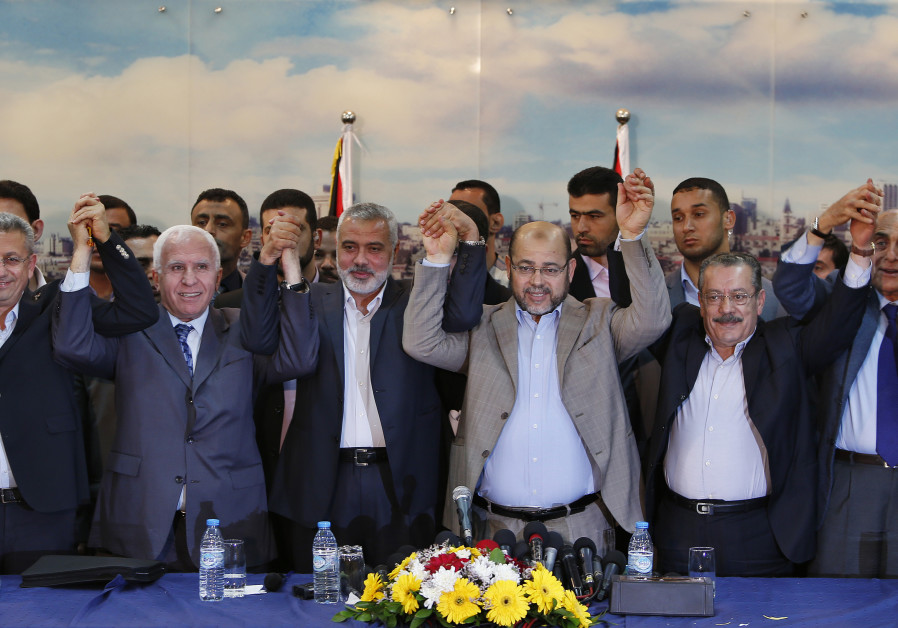 Palestinian public markedly favor new elections and reconciliation - study