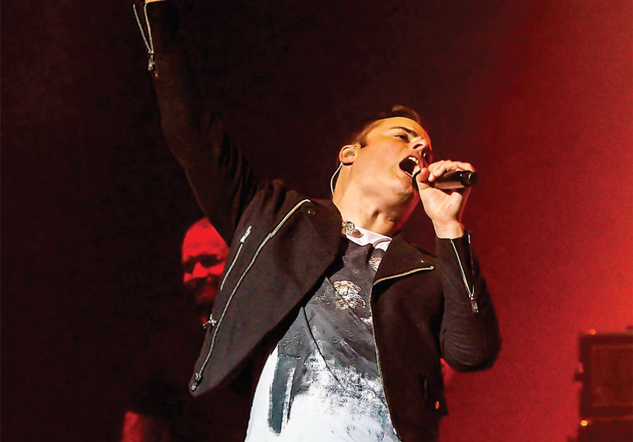 Marc Martel's 'Bohemian Rhapsody'
