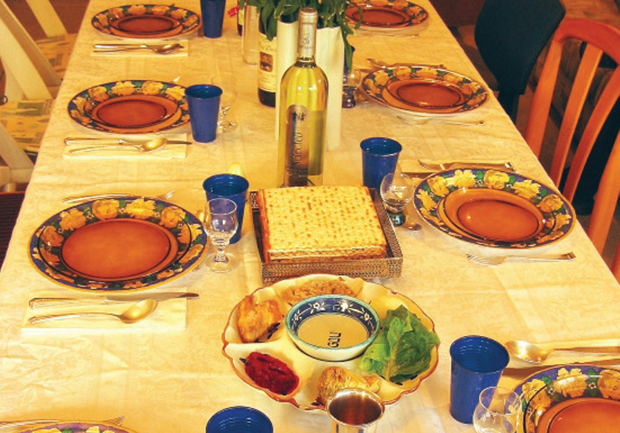How I almost ruined my first Passover seder