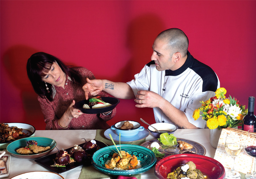 Pascale's Kitchen: The festive Seder meal