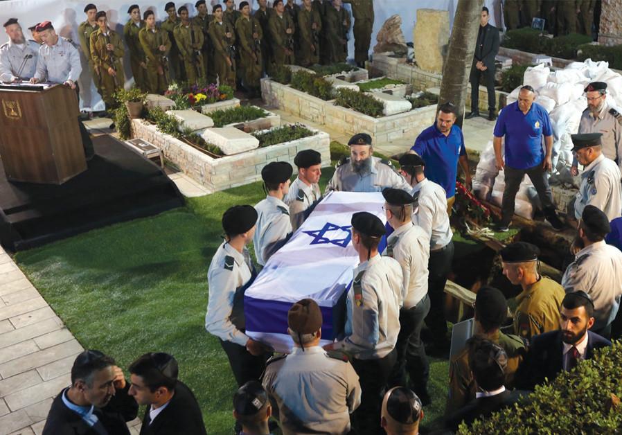 14 Days: Baumel Buried